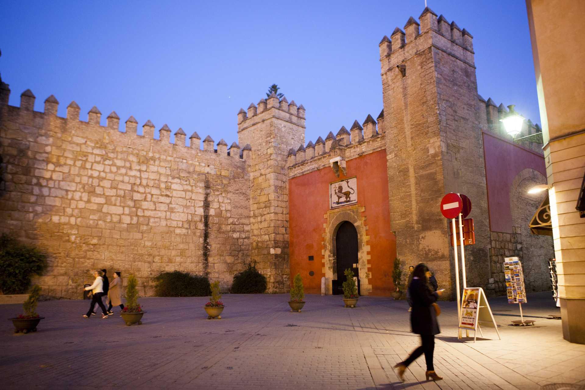 Noches en los Jardines del Real Alcázar