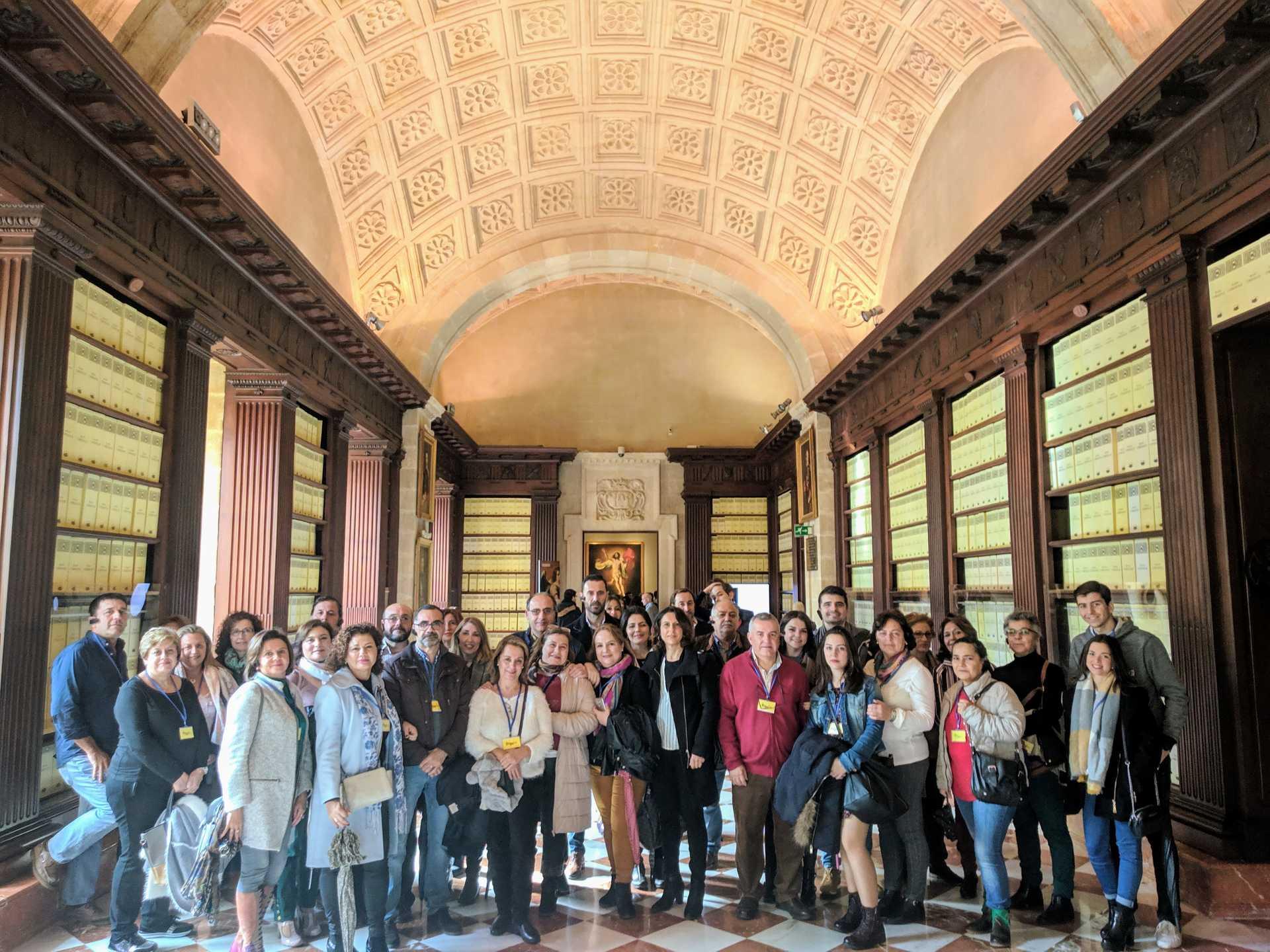 Archivo de Indias Visita Guiada