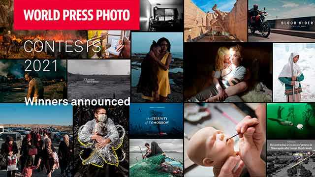 Exposición Ganadores World Press Photo 2021