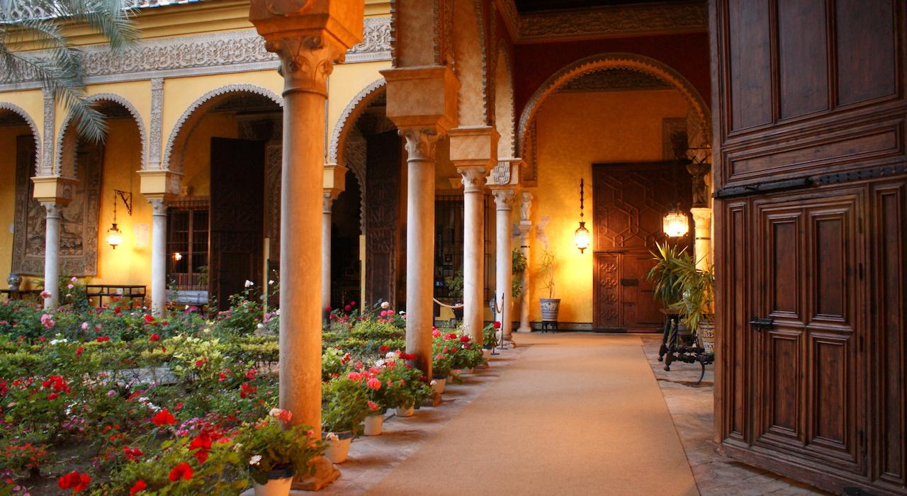 Palacio de las Dueñas Visita Guiada