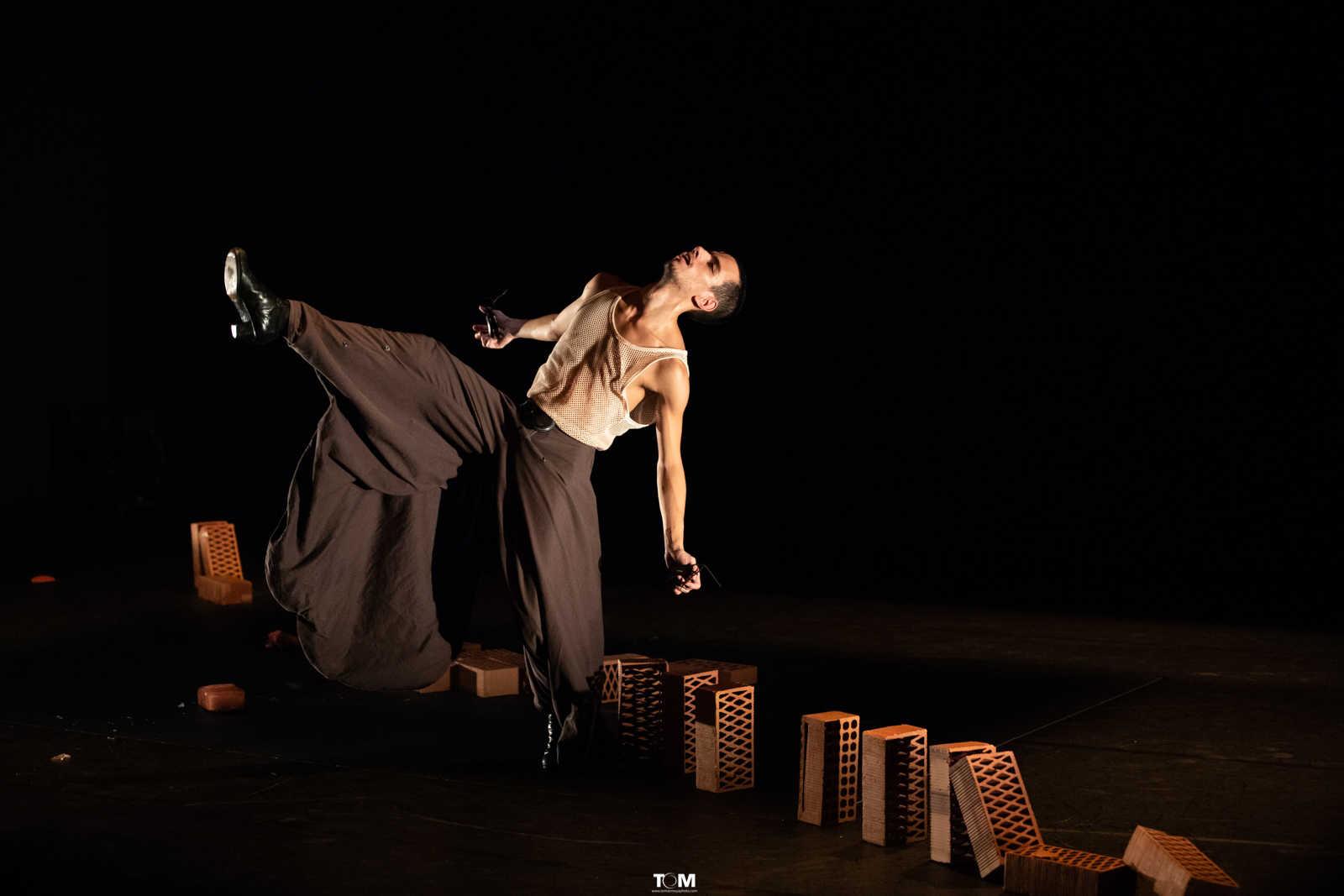 Oscilante. Danza flamenco contemporáneo
