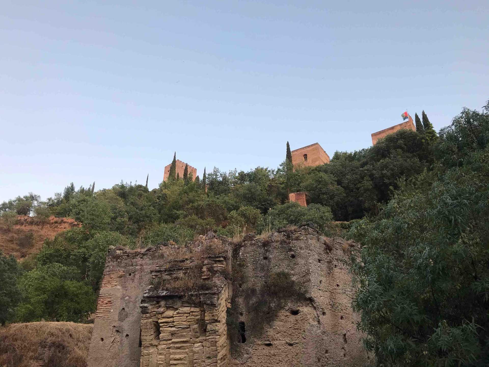 Acequia Real, senderismo cultural por el entorno del Generalife