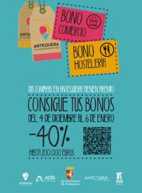 Campaña Bono Comercio y Hostelería