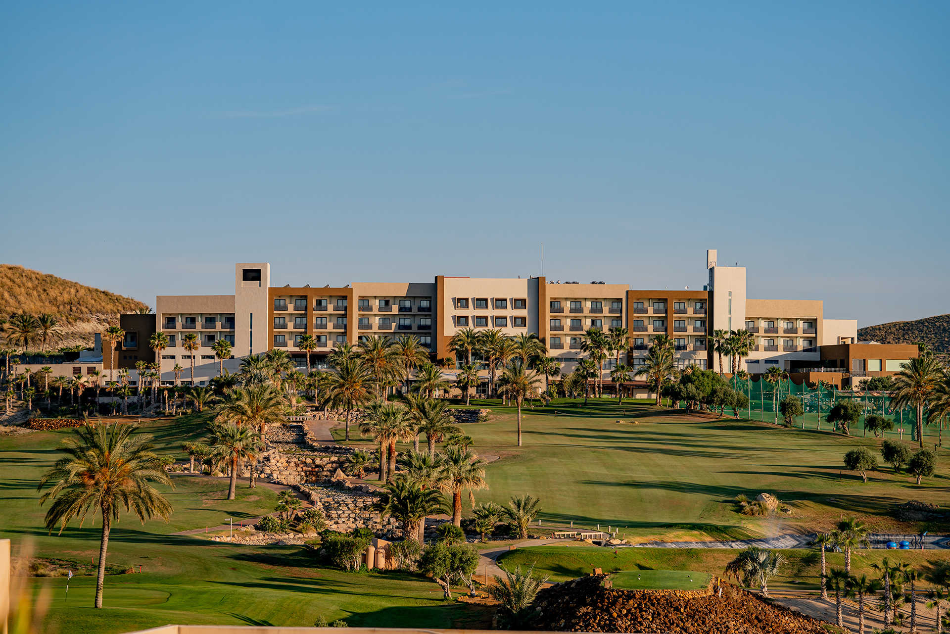 Oferta 15% descuento Hotel + Golf + Spa Gratis en Almería (Vera)