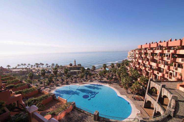 Hotel con toboganes Benalmádena