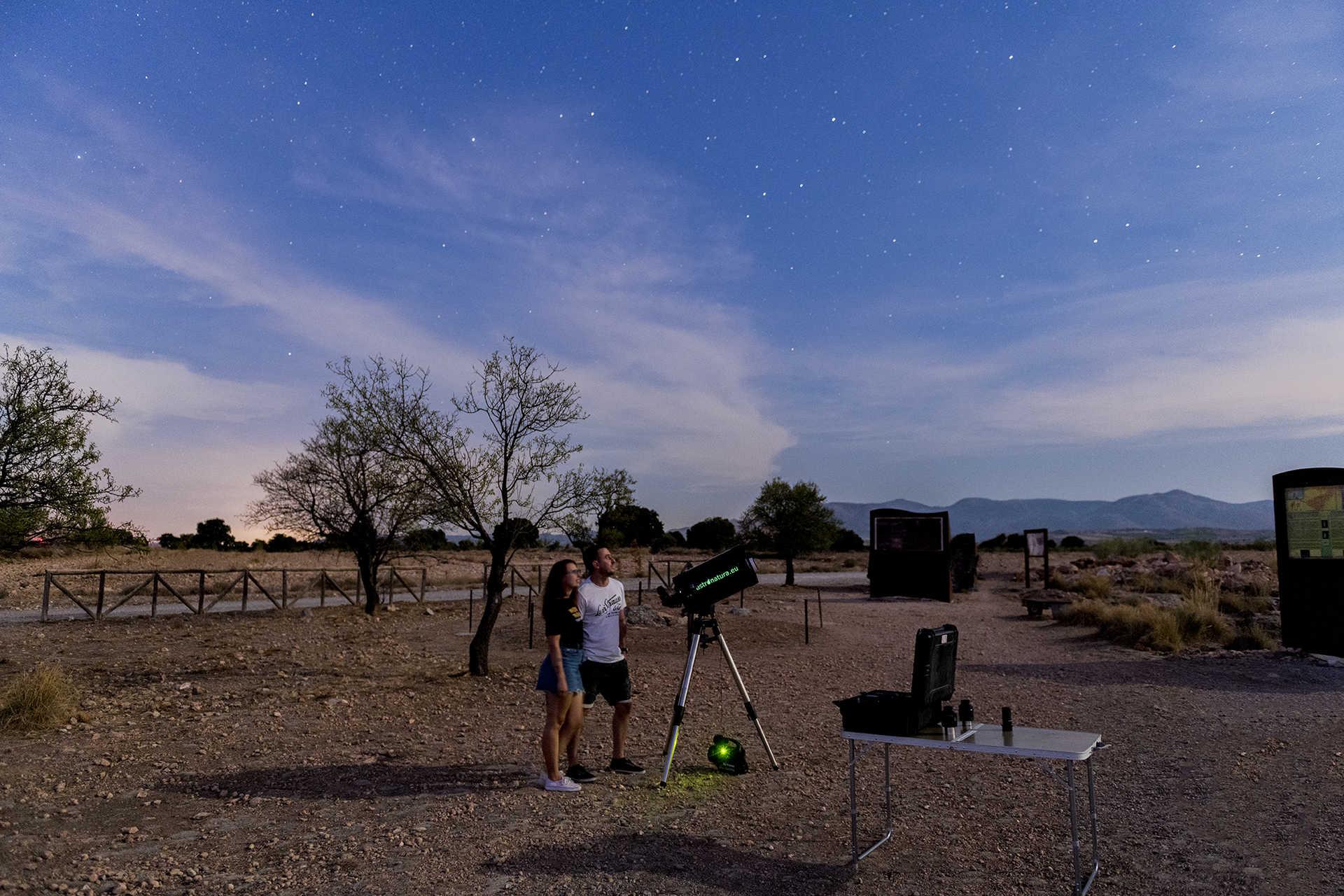 Astroturismo por el sistema solar