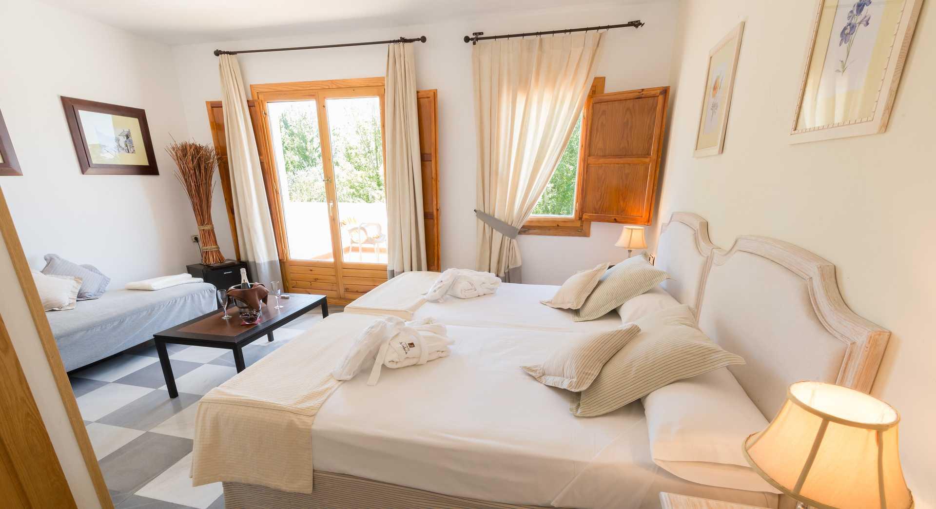 Diciembre en La Alpujarra almeriense en la Villa Turística de Laujar de Andarax