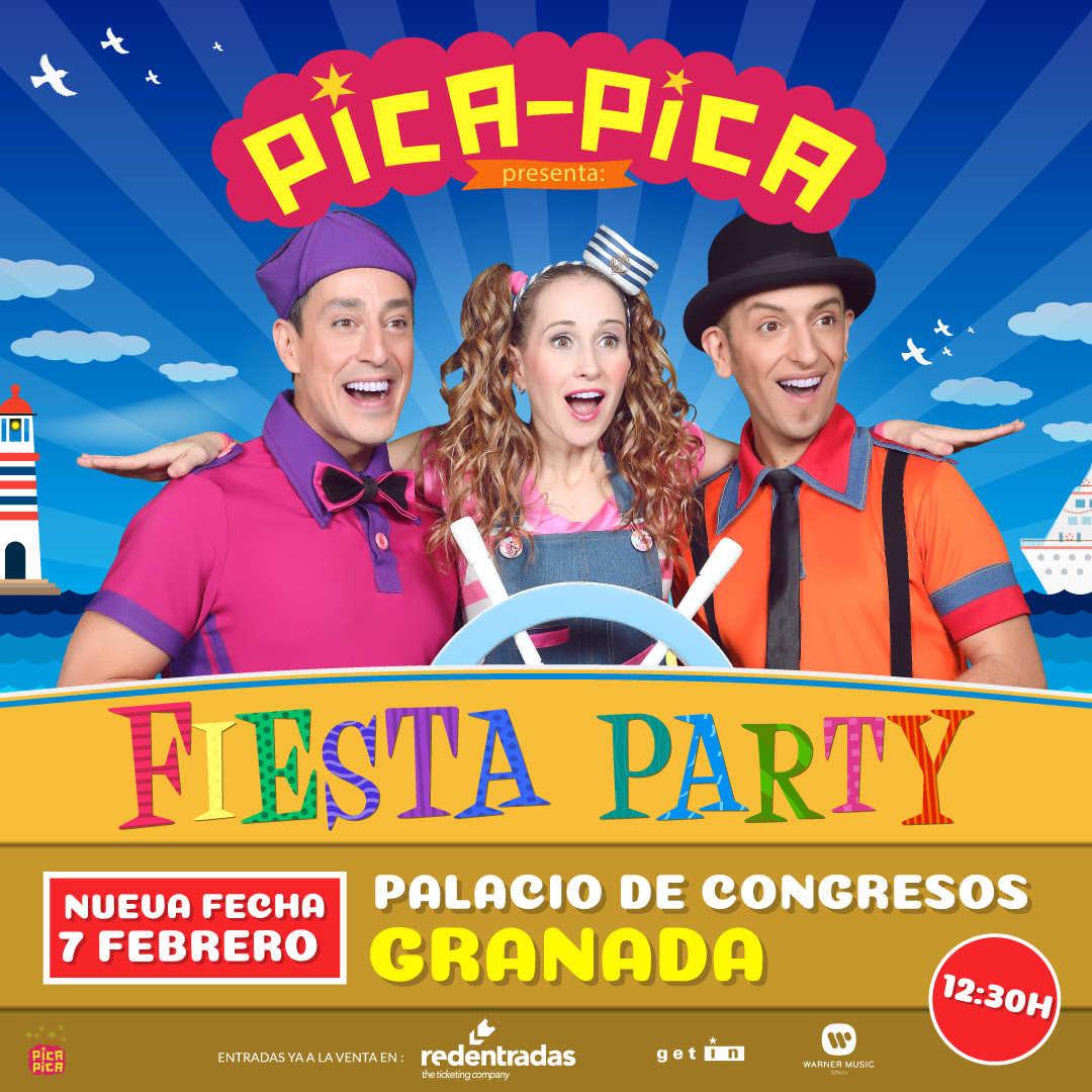 Pica pica. Fiesta Party
