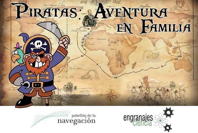 Hamelin: Piratas: Aventura en familia - Actividad  (Sevilla)