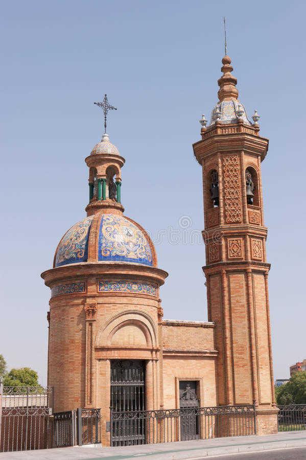 Capilla de la Virgen del Carmen - La Capillita