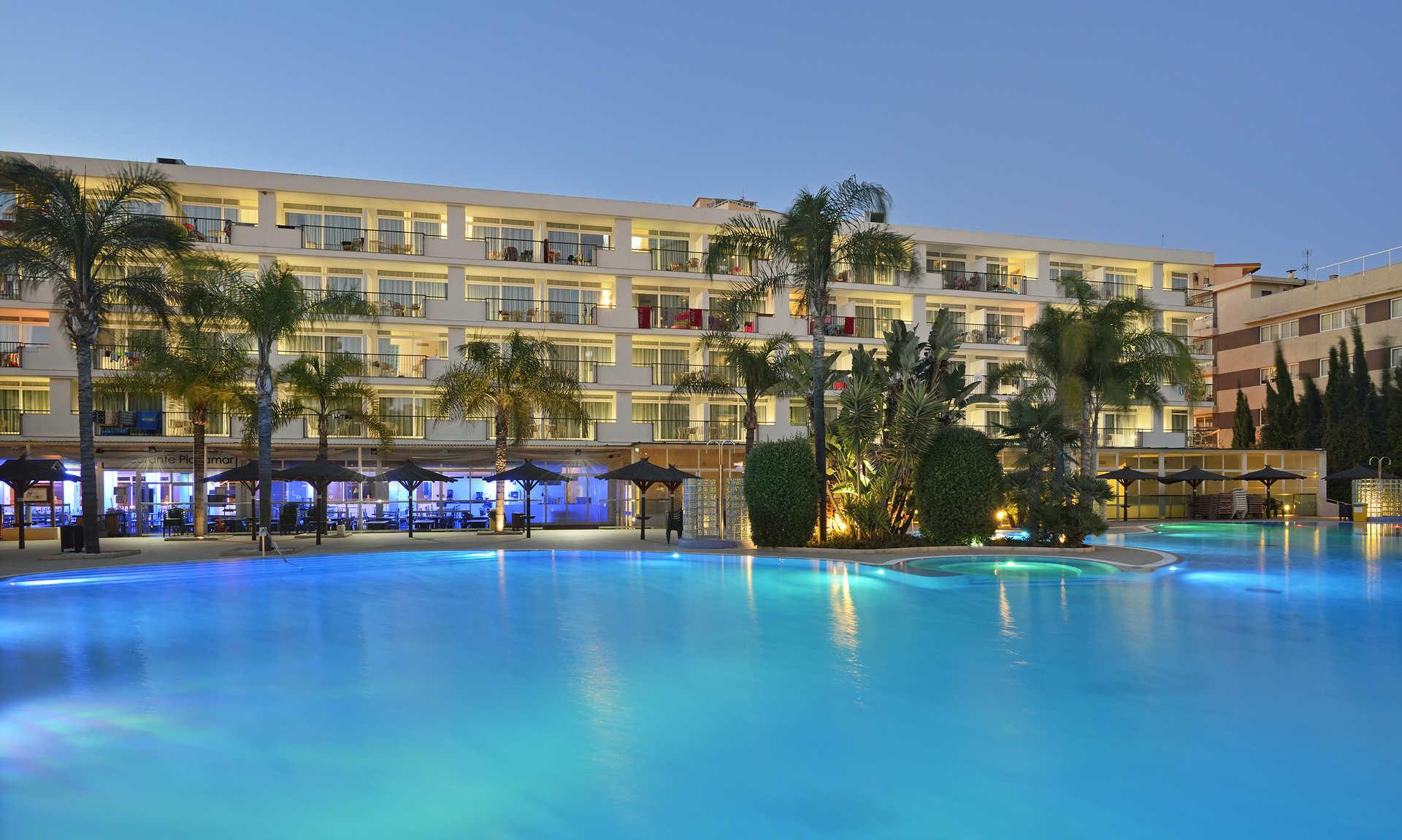 Hamelin: Chollo Hotel Sol Príncipe - Actividad  (Torremolinos)