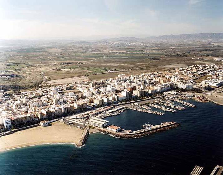 Playa Pósito Garrucha
