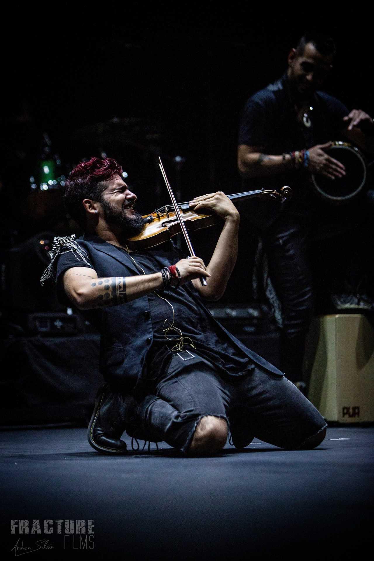 STRAD. El violinista rebelde
