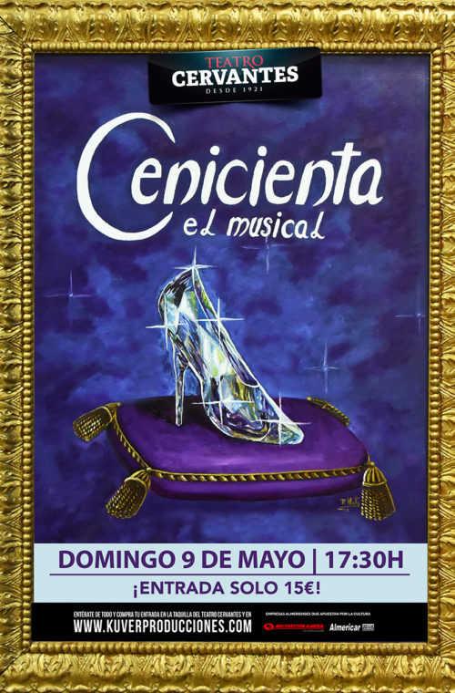 La Cenicienta, El Musical