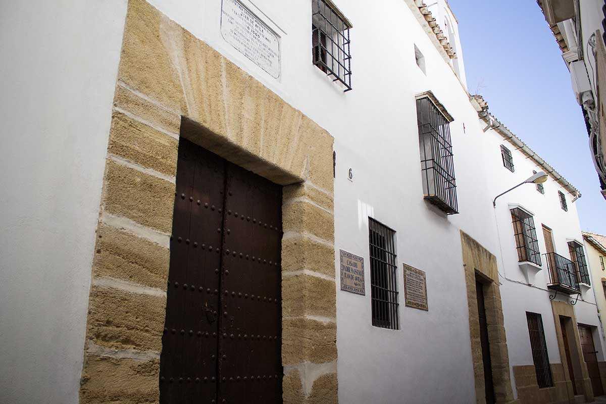 Haus von San Juan de Ávila