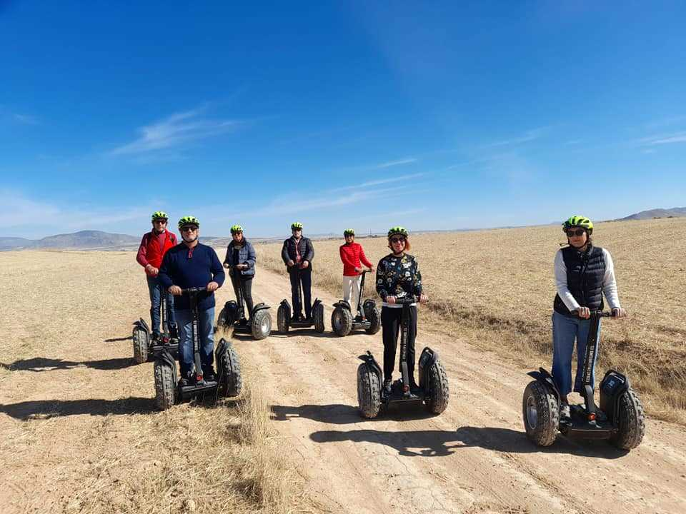 Off-road Segway Tour
