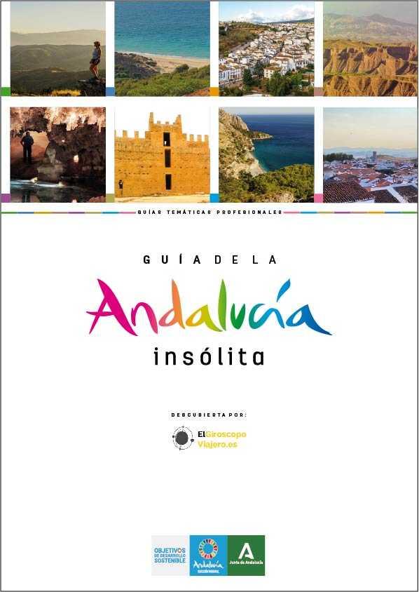portada Guía Andalucía insólita
