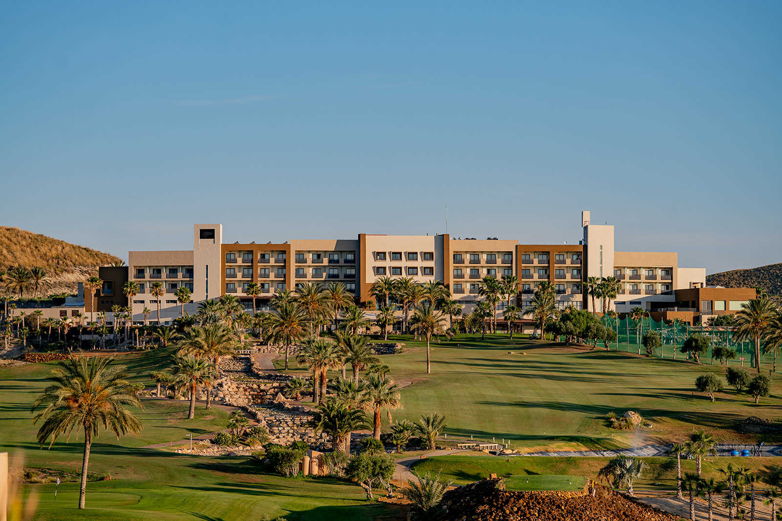Oferta 10% descuento Hotel + Golf + Spa en Almería (Vera)