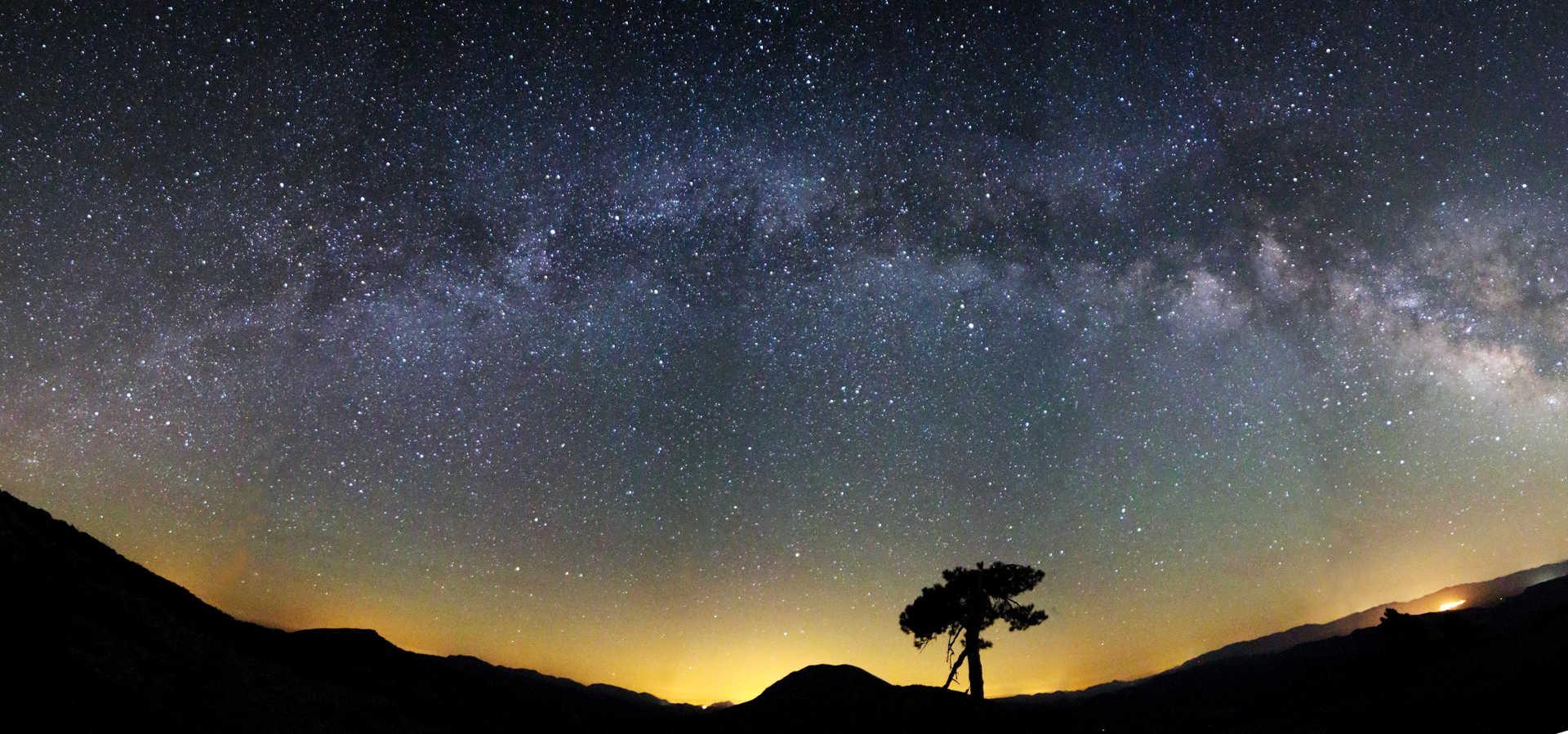 Visita diurna al Observatorio astronómico de Calar Alto (Almería)