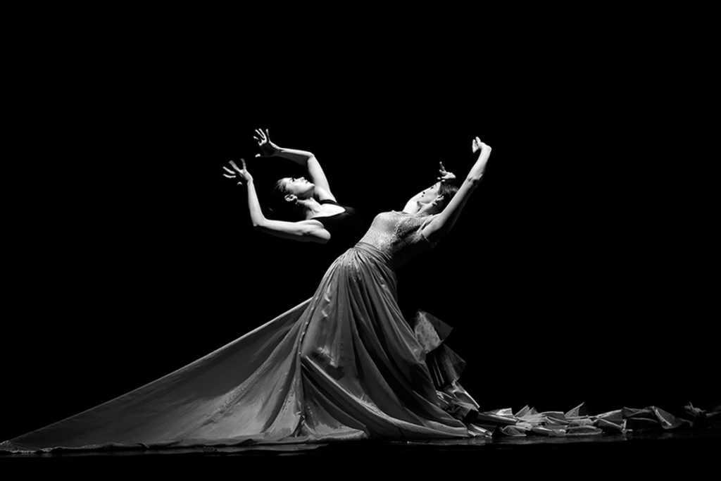 """Exposición fotográfica inédita """"Flamenco"""" del cineasta Carlos Saura"""