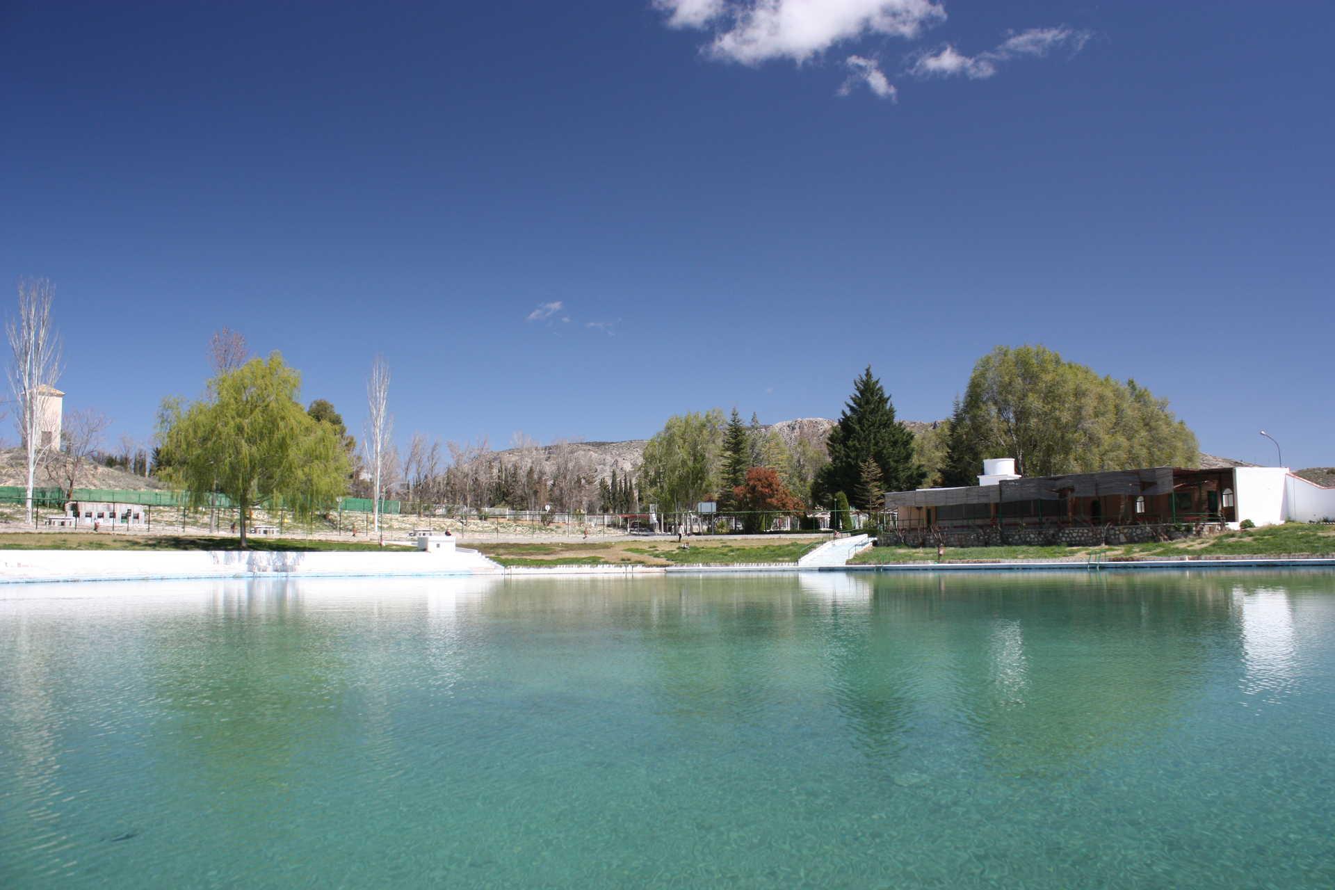 Aguas Termales de Fuencaliente