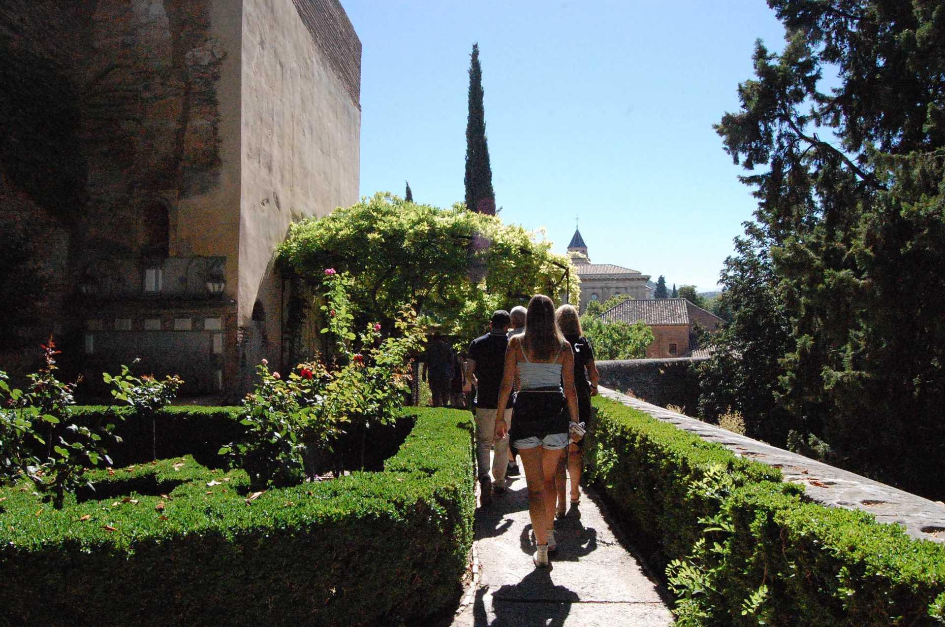 Alhambra y Generalife, guía privado