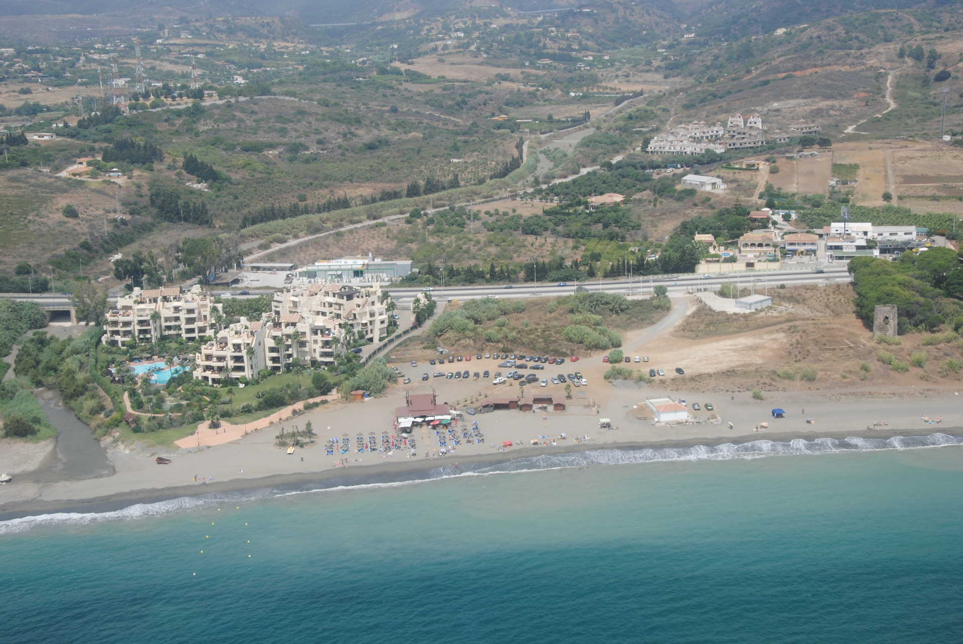Playa El Velerín