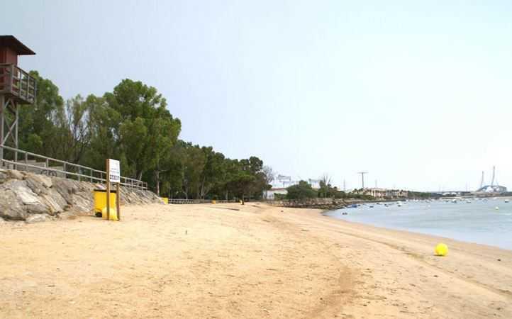 Playa de La Ministra