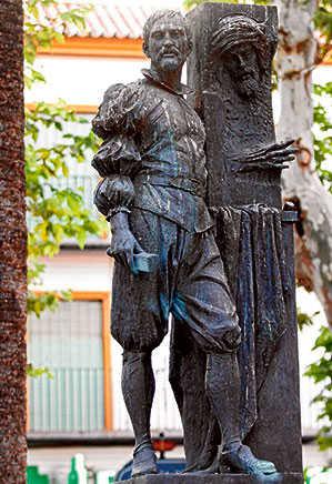Monumento a Juan de Mesa