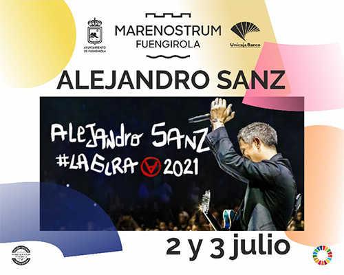 Alejandro Sanz - Marenostrum Fuengirola