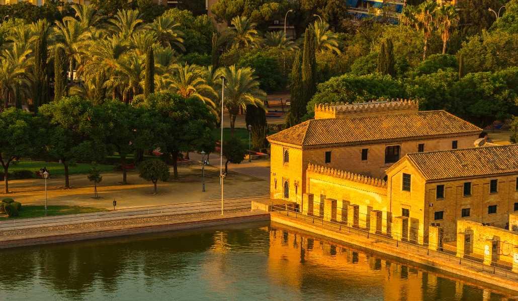 Palacio y Jardines de la Buhaira
