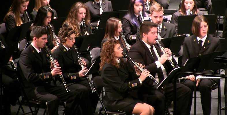 """Concierto de Navidad de la Banda de Música """"Maestro Dueñas"""""""