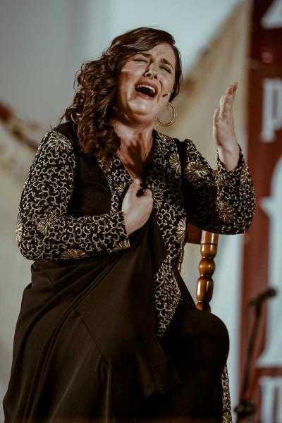 Fina de Ángeles 'Latiendo en flamenco'