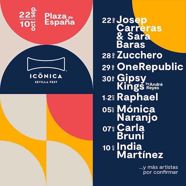 Icónica Sevilla Festival 2021