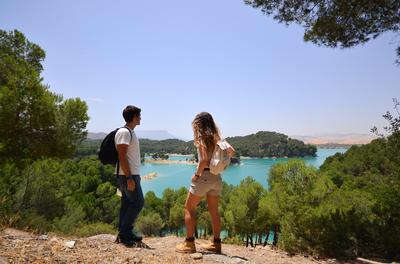 La Gran Senda, rodeando a pie la provincia de Málaga