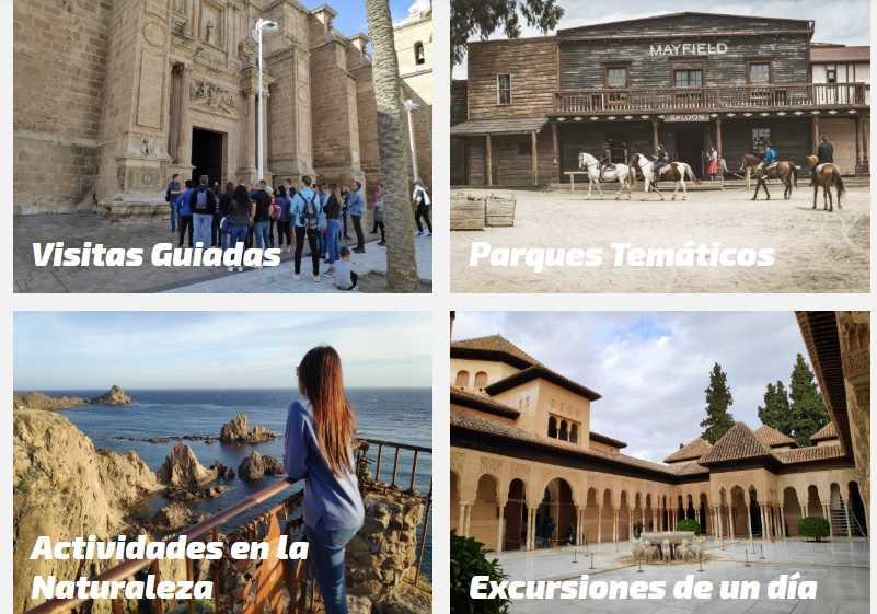 Excursión al Desierto de Tabernas desde Almería y Roquetas de Mar