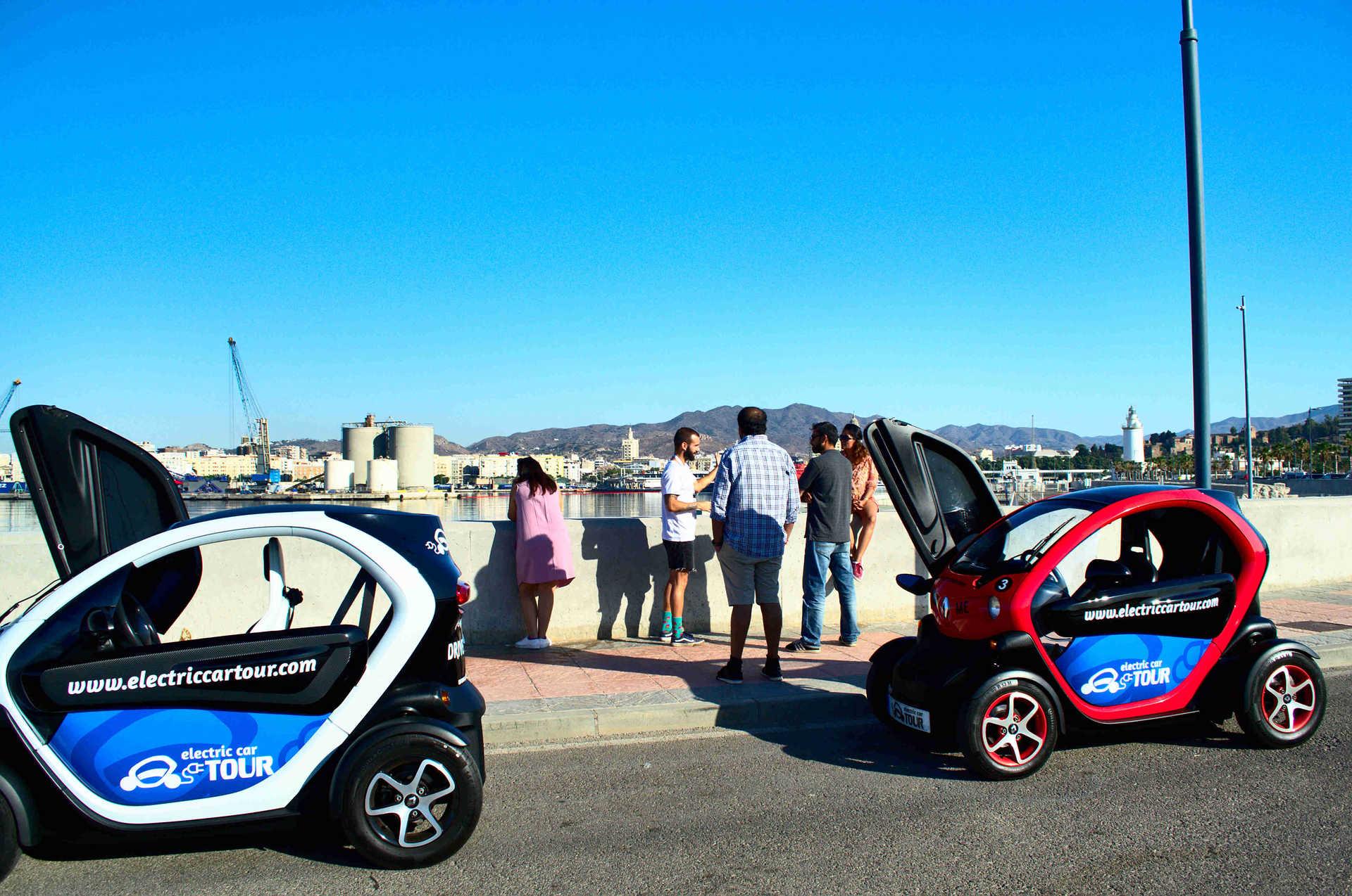 Hamelin: Mini Tour privado en coche eléctrico en Málaga - Actividad  (Málaga)