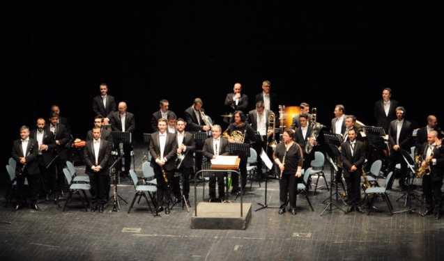 Colores concierto de la Banda municipal de Huelva