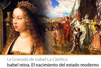 Ruta a pié - Isabel Reina, el nacimiento del estado moderno