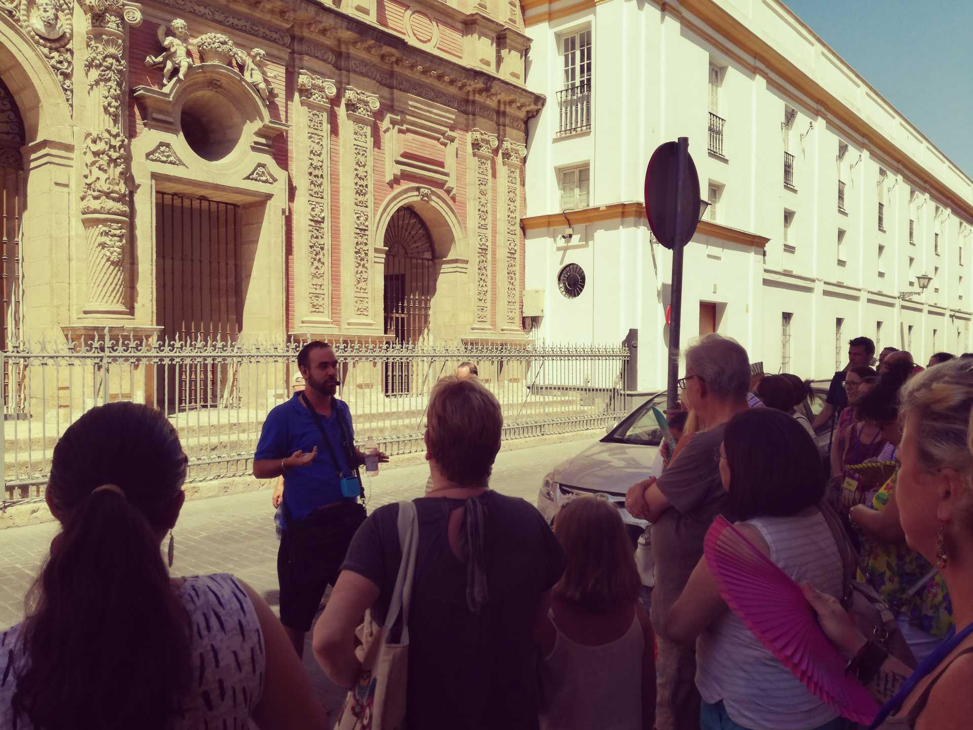 San Luis de los Franceses Visita Guiada