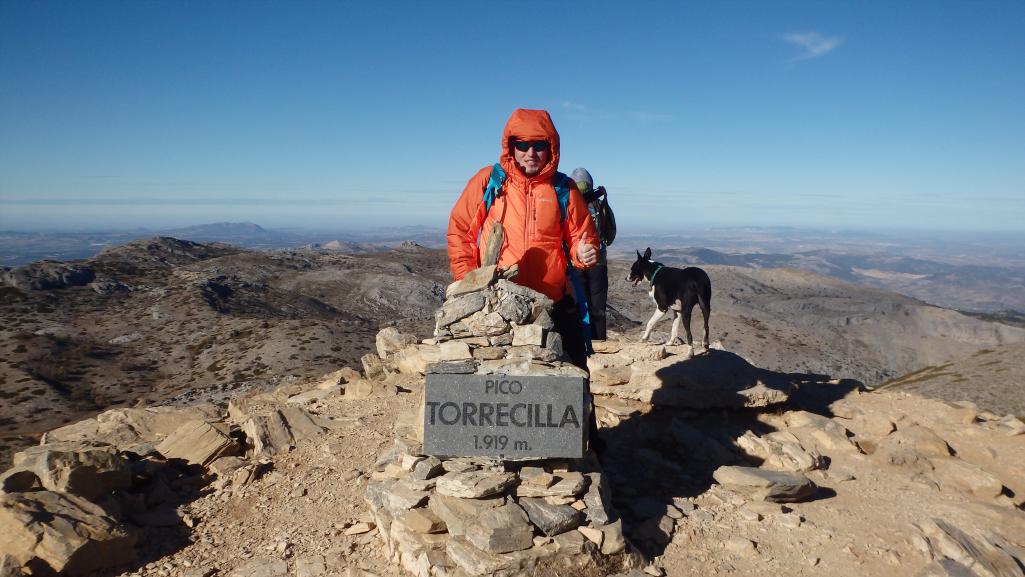 Senderismo Pico Torrecilla 1.919 m.