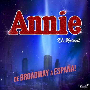 Annie. El Musical en el Teatro Villamarta