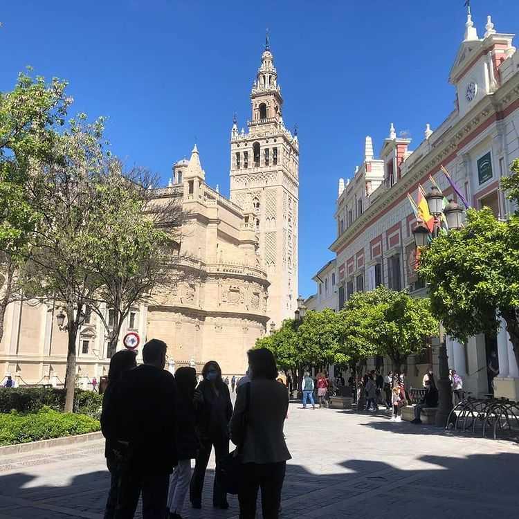 VIsita guiada por Sevilla