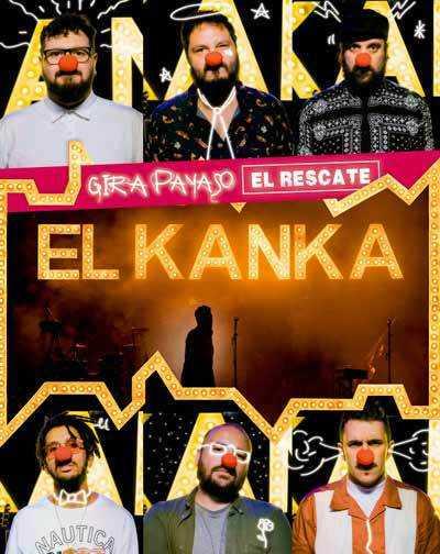 El kanka en concierto