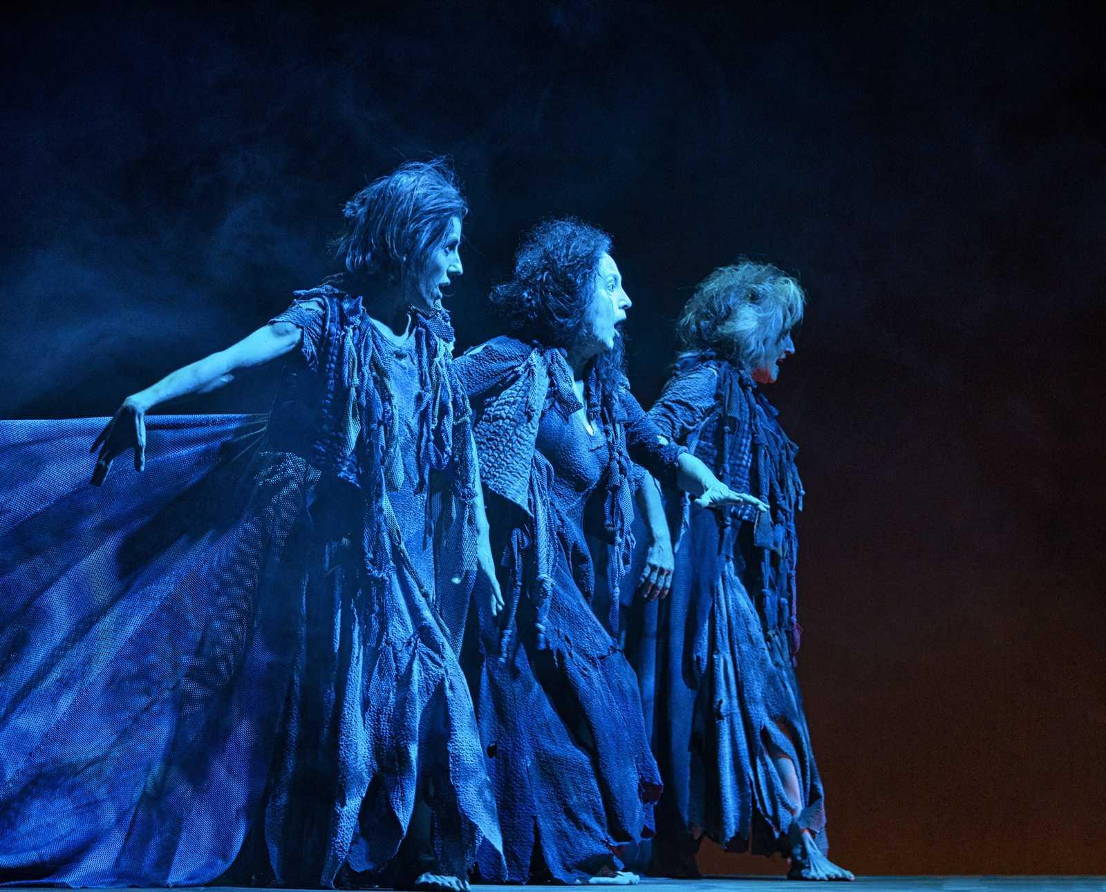 Las Bruxas de Mcbeth