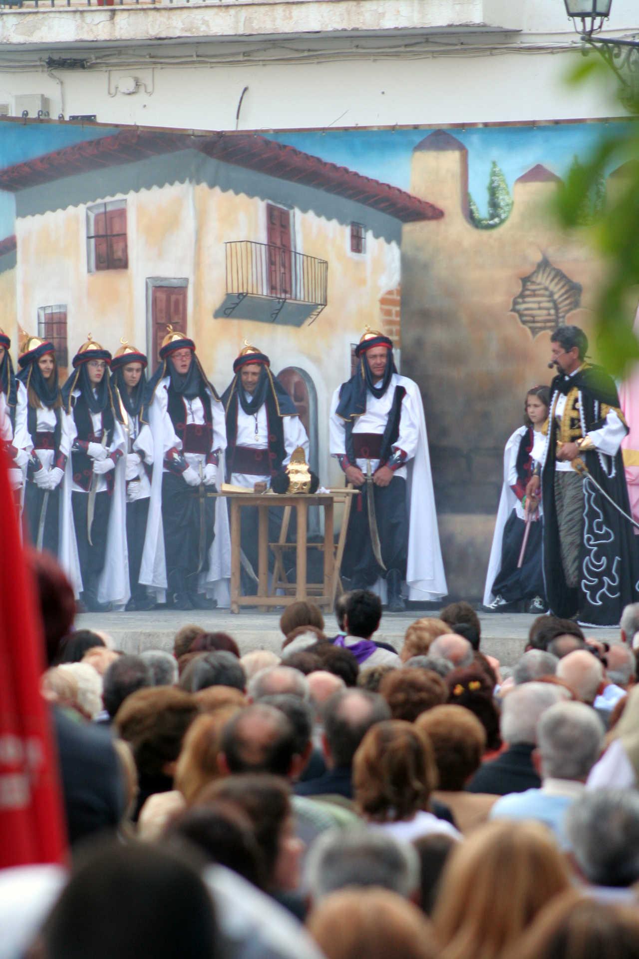 Moros y Cristianos de Zújar
