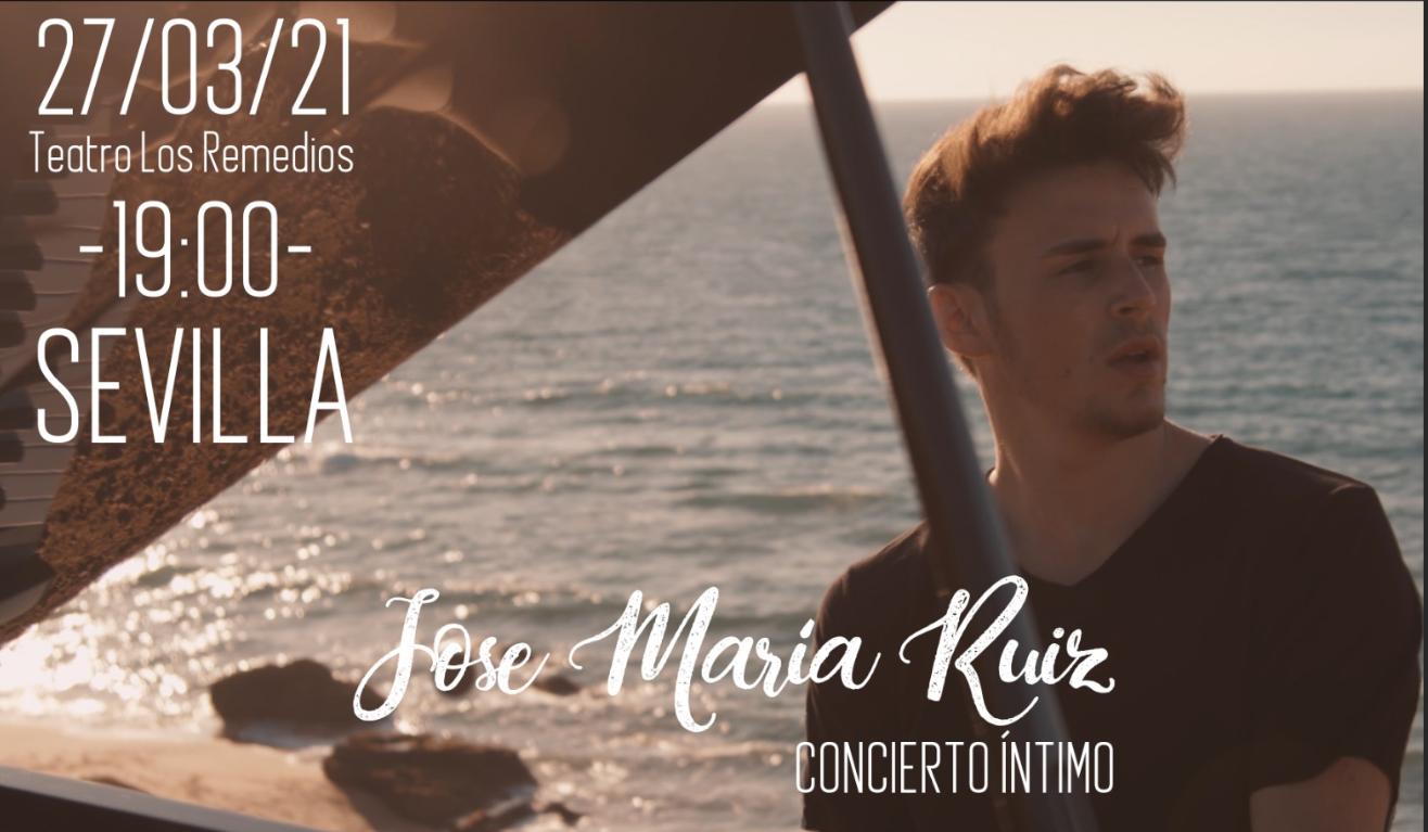 José María Ruíz en concierto