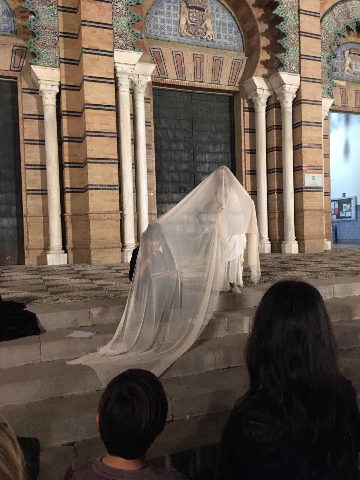 Hamelin: Visita teatralizada: Los Bécquer en Sevilla. Parque de María Luisa - Actividad  (Sevilla)