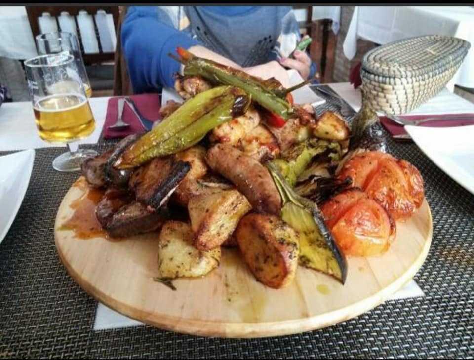 Gastronomía serrana