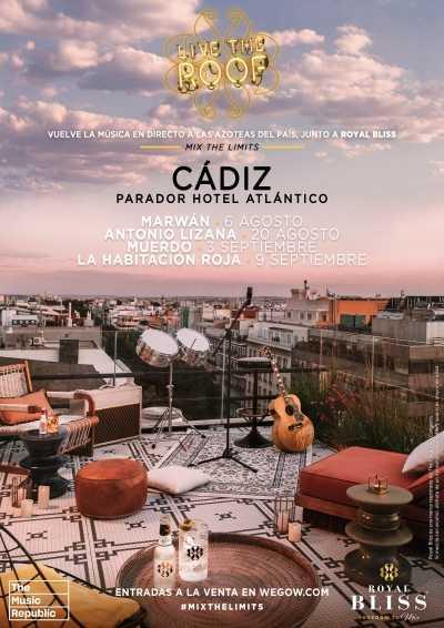 Live The Roof Cádiz